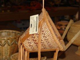 Min. Apache Burden Basket - Phonecia Padilla