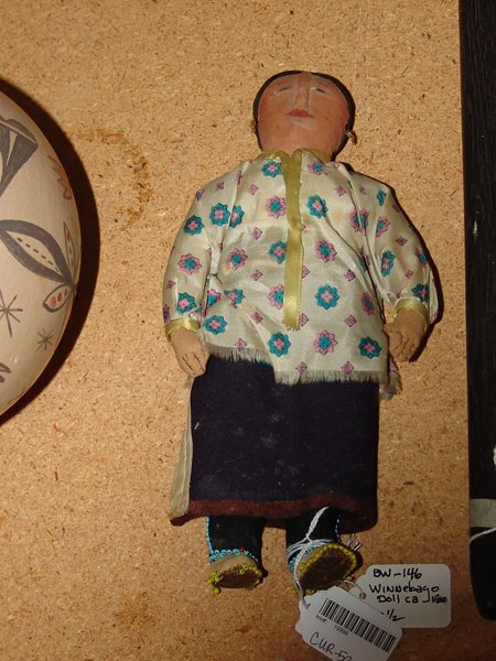 Winnebago Doll