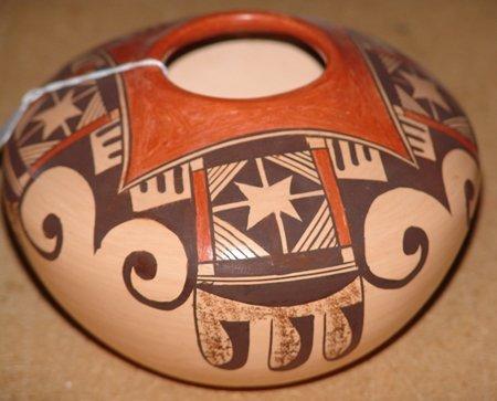 Hopi Pottery Jar - Adelle L. Nampeyo