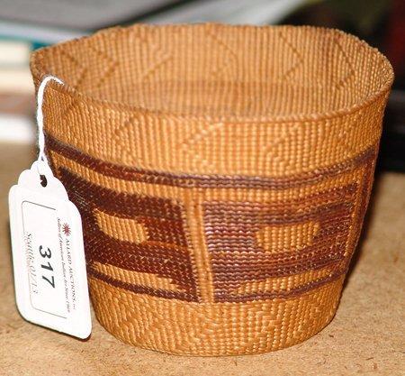Tlinglit Basket