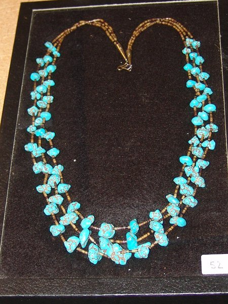 Navajo Nugget Necklace