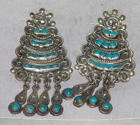 Mexicani Earrings
