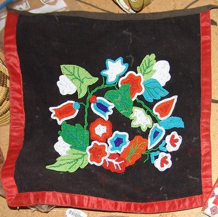 Chippewa Beaded Apron