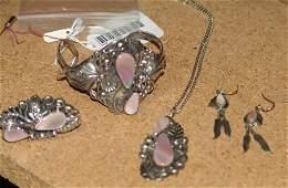 Navajo Jewelry Set