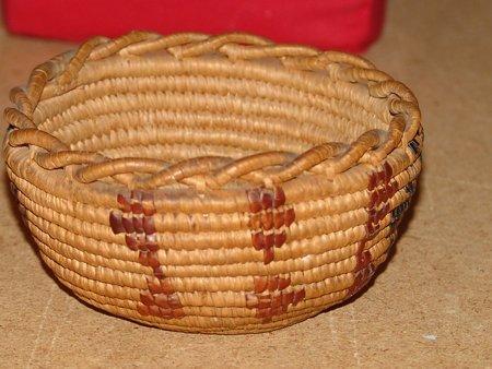 Fraser River Basket