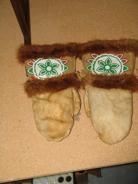 Athabascan Mittens