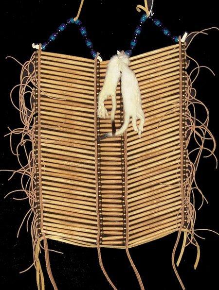 Bone & Bead Breastplate