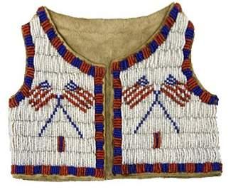 Cheyenne Beaded Child's Vest