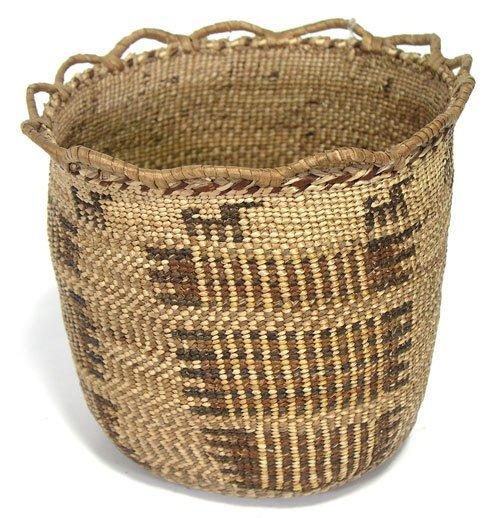 10: Skokomish Basket