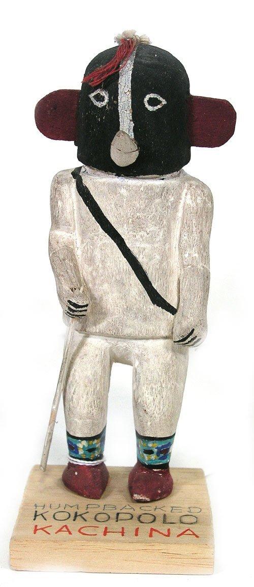 15: Carved Kachina Doll