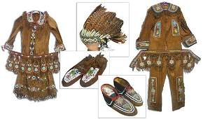 142: Iroquois Outfits