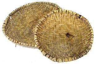Pueblo Basketry