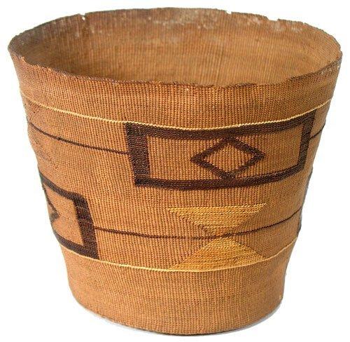 902: Tlingit Basket