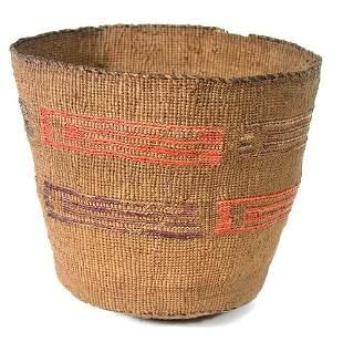 Tlingit Basket