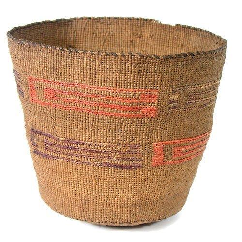 903: Tlingit Basket
