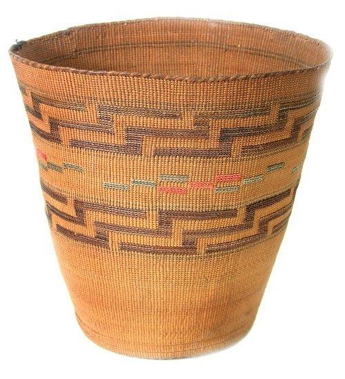 904: Tlingit Basket