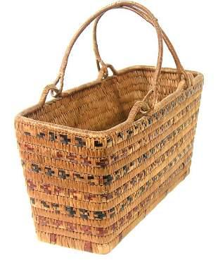 Salish Basketry
