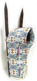 1094: Beaded Cradle