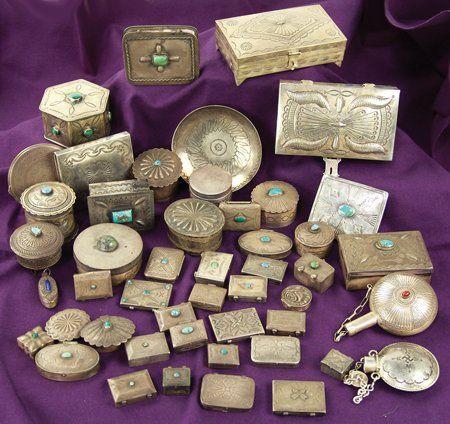Silver Box Collection