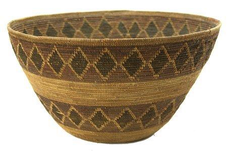 Yokuts Basket