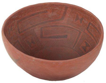 Anasazi Pottery Bowl