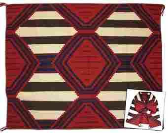 Navajo Rug/Weaving - Wilbertson Begay