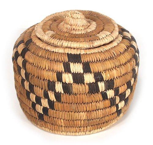 7: Papago Basket