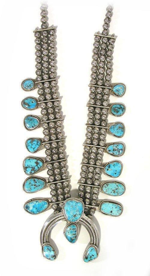 12: Navajo Necklace