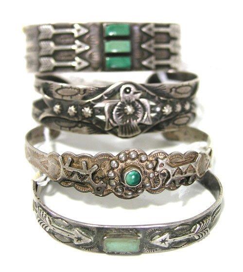 18: Navajo Bracelets
