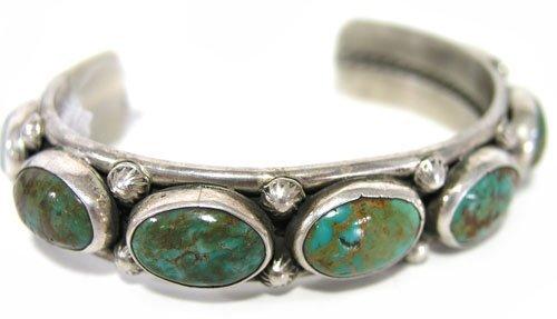 19: Navajo Bracelet