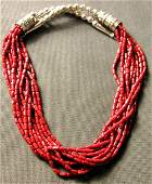 92: Coral Necklace