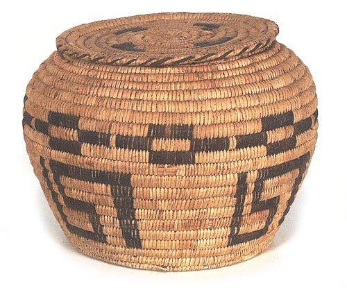 404: Papago Basket