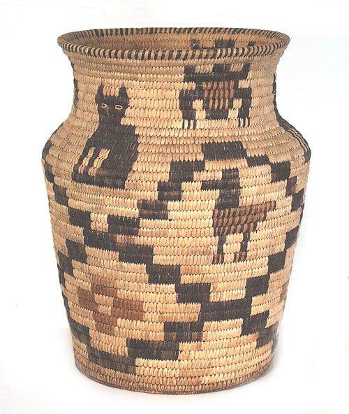 407: Papago Basket