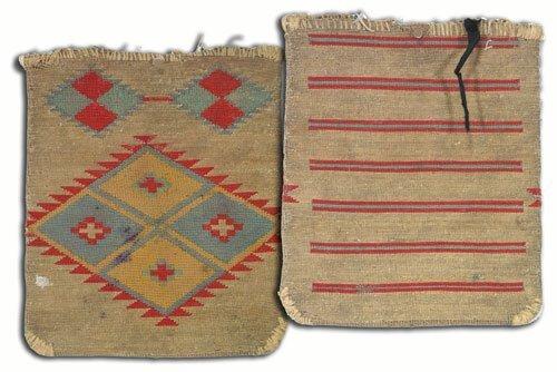916: Nez Perce Bag
