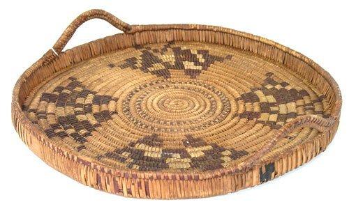 923: Salish Basket