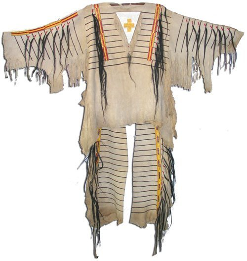 1496: Blackfoot Outfit