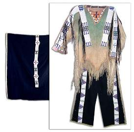 1500: Historical Sioux Outfit