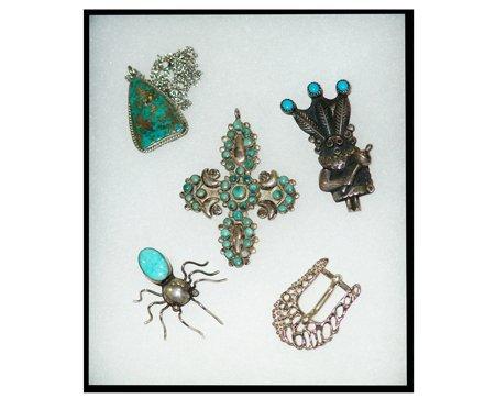 5 Jewelry Pieces