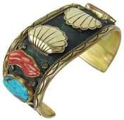 Navajo Watch Bracelet - J. Boone