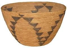Historical Yokuts Basket - Waysheemlet