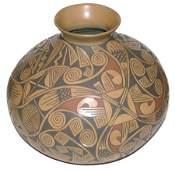 Mata Ortiz Pottery Jar - Gloria Hernandez