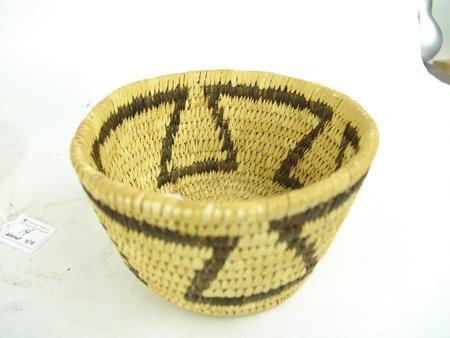2 Papago Baskets - 3