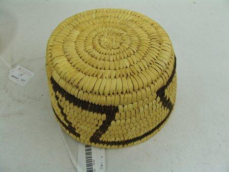 2 Papago Baskets - 5