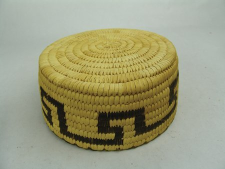 2 Papago Baskets - 9