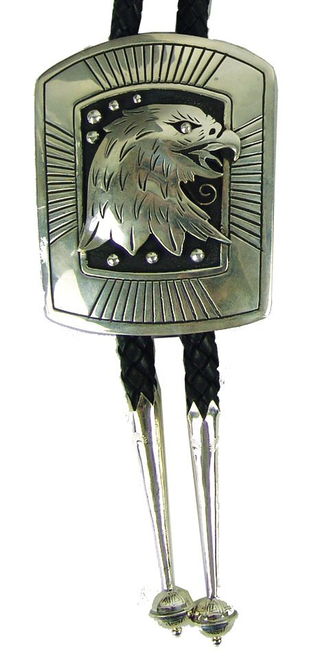 Navajo Bolo Tie - Thomas Singer