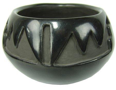 Santa Clara Pottery Jar - Christine Naranjo