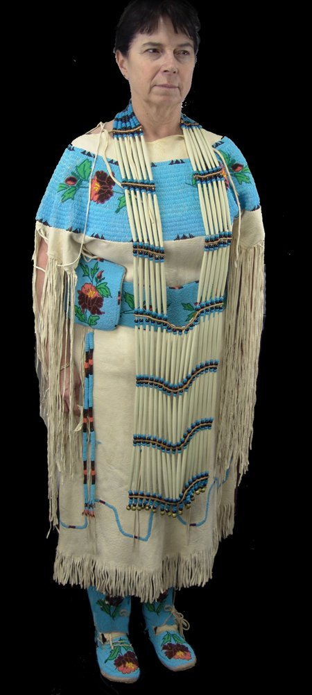 Shoshone Woman's Outfit