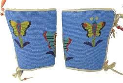Plateau Beaded Cuffs