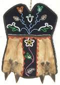 Tlingit Wall Pocket