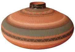 Navajo Pottery Jar - Terrie Charlie